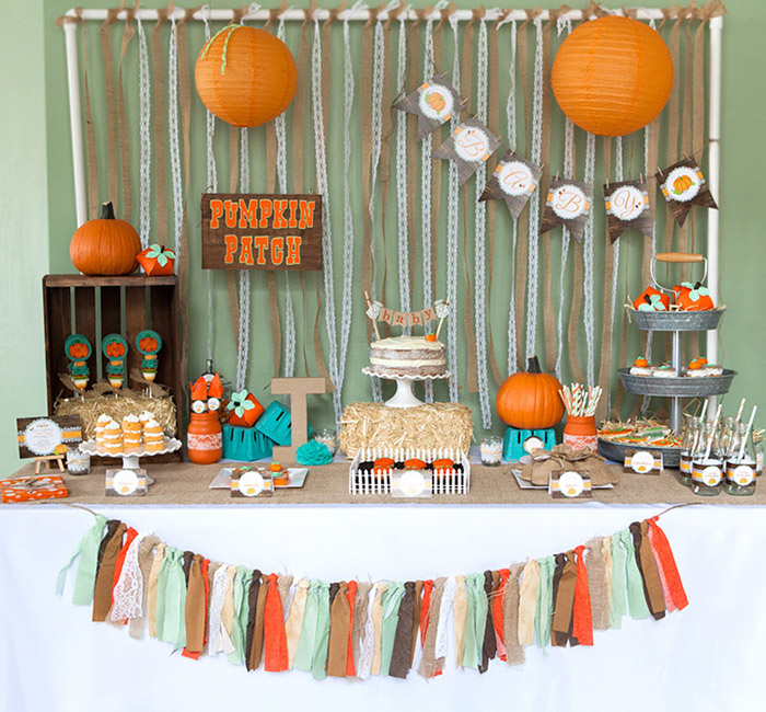 Halloween baby shower games ideas